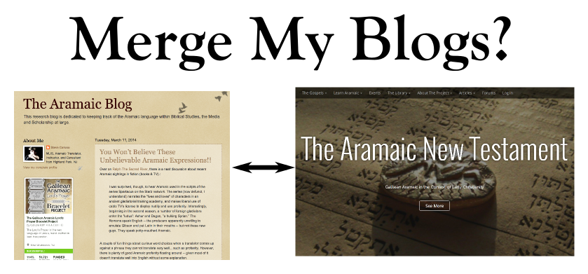 Blog-Merger